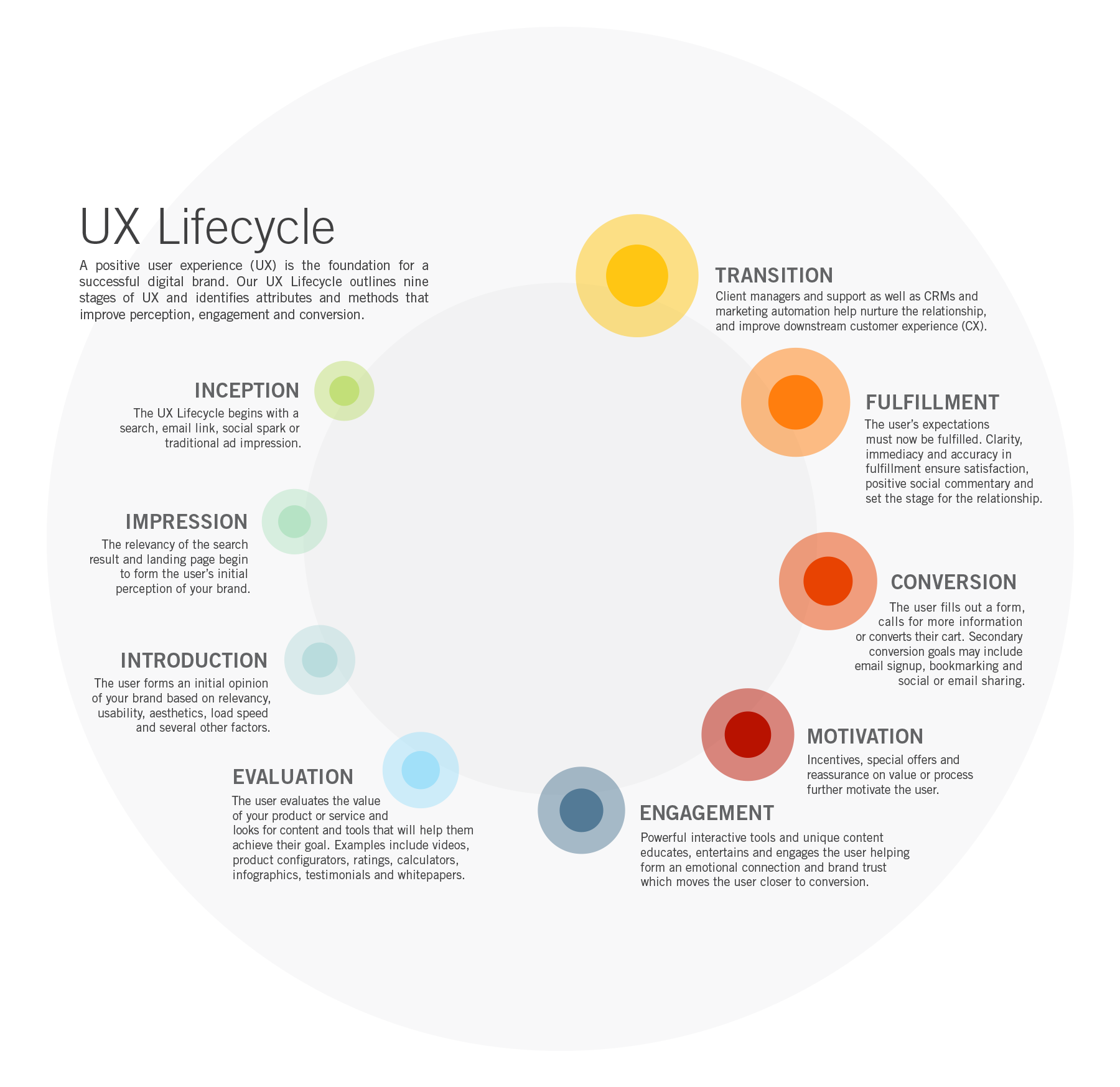 The User Experience Lifecycle Provis Media Group